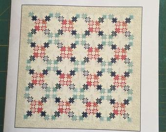 Hometime nights quilt pattern by jane Davidson