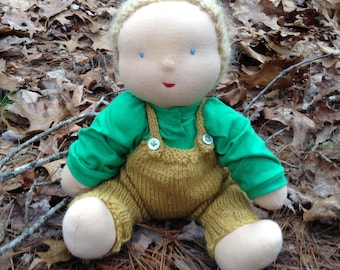 "14 "" Waldorf Baby Doll"