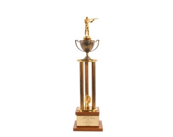 1st Place Sharpshooting Trophy - Hunting Award