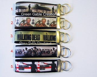 The Walking Dead Key Fob/Key Chain