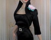 L'Elegante  for Gene Marshall and Friends 15 1/2 Inch OOAK Doll Fashions