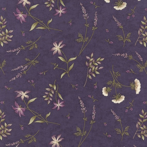 The Potting Shed Moda Fabric By The Yard 6626 16 Tossed