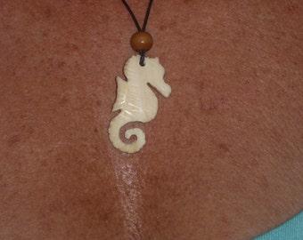 Seahorse Necklace/Pendant