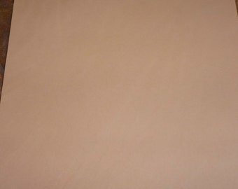 "Leather 8""x10"" Veg Tanned VERY THICK Natural Vegetable Tan tooling Cowhide Choose thickness at checkout PeggySueAlso"