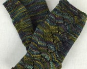 100% Merino Wool Fingerless Gloves, 110