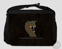 The Hobbit Desolation of Smaug messenger bag - Choose from 6 characters (Made to order)