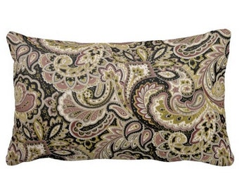 outdoor pillows outdoor paisley pillows patio cushions black outdoor pillow cover paisley