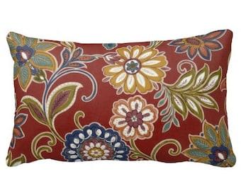 porch decor, outdoor pillows, patio decor, red pillows, decorative pillows, lumbars, pool pillows, outdoor lumbar, pillows, pillow cover