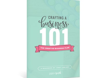 Crafting a Business Plan workbook and e-course download