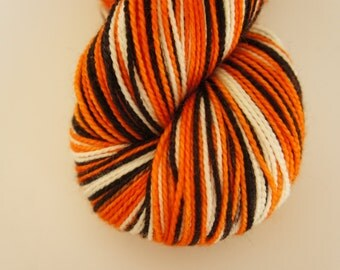 Marlin on Toula Sock, Self Striping, 80/20 Superwash Fingering Sock Weight