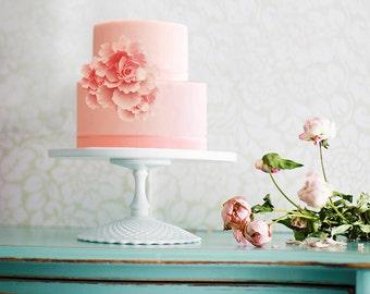 Cheap Cake Stand / Budget Wedding Cake Stand
