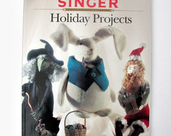 Singer Holiday Projects