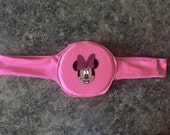 Pink Children's G-tube Protective Belt