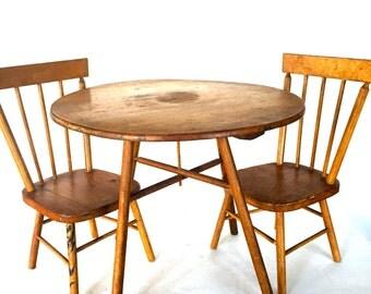 Vintage Coffee table / Children desk