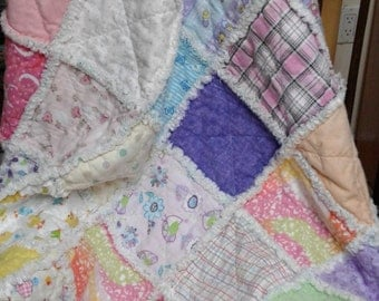 Baby/Toddler Rag Quilt