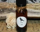 STAR OIL  - Blessing Oil - Candle Anointing oil - Pagan - Wicca