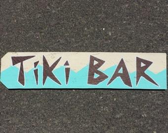 Tiki wall decor   Etsy