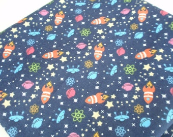 A La Carte Sale Choose Pads/Liners/Overnights or Fabric for your own project Spacebound