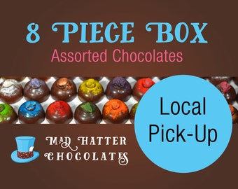 8 Piece Box (Assorted)-Pick Up