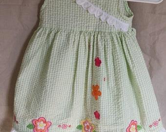 Girls Sz 6 sun dress