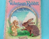 The Velveteen Rabbit - Margery Williams - 1984 - Children's Classic - illustrations by Michael Green - kids book gift - classic -collectible