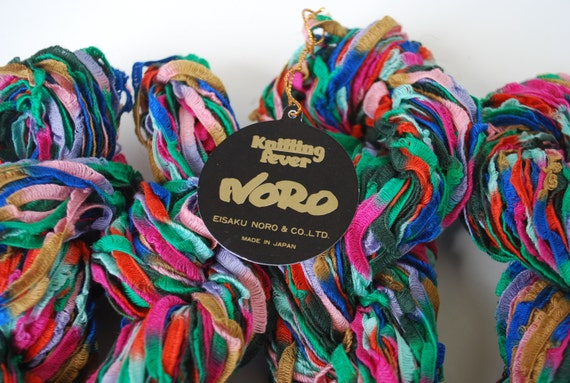 Knitting Fever Noro : Skeins knitting fever noro yarns wakaba cotton