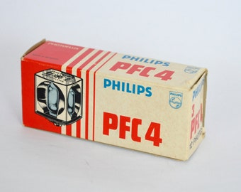 Philips PFC4 flash cubes, set of 3