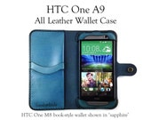 HTC One A9 Leather Wallet...