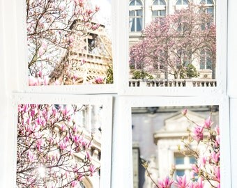 Paris Photography Notecards - Paris Doors Photo Note Cards, Holiday Gift, Stocking Stuffer, Blank Card, Greeting Card, Stationery