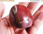 On Sale 20% off PETRIFIED WOOD pebble, polished free form, crystal, mineral, new age, metaphysical