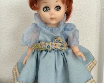 """Ginny Springtime doll 7 1/2"""""""