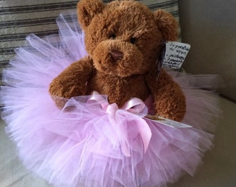 Doll Tutu Teddy bear tutu (dress up clothes for your doll) Matching doll tutu