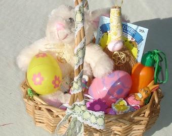Children's Ostara Sabbat Basket - Wiccan & Pagan Sabbat