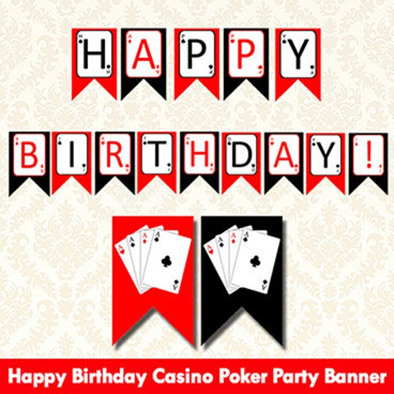 Casino party supplies south africa