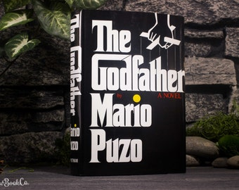 Hollow Book Safe –The Godfather - Mario Puzo