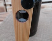 Wooden bottle Opener - Custom gift - Beer opener - Magnetic bottle opener