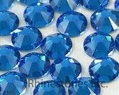 Capri Blue 30ss Swarovski Elements Rhinestone 2058 Flat back 10 pieces