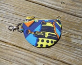 Mini Pouch, Earbud Pouch, Change Pouch, Daleks, Doctor Who, Exterminate, One of a Kind