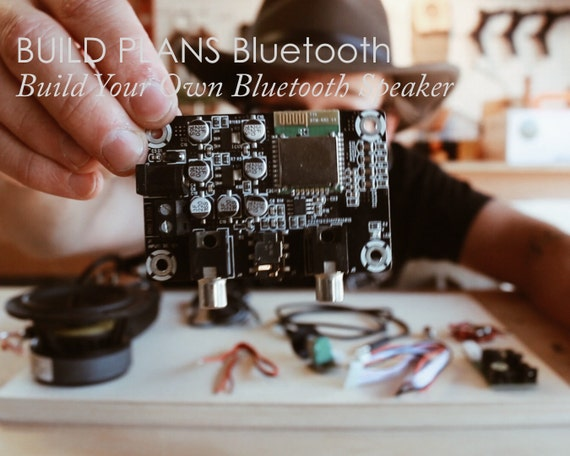 Diy Internal Bluetooth System For Diy Speakers Build Plans