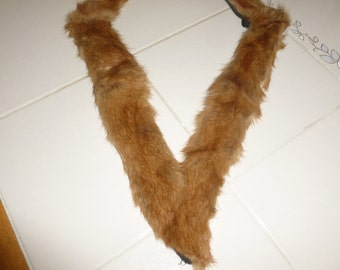 Vintage Real Fur Thing