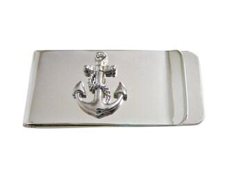 Detailed Anchor Money Clip
