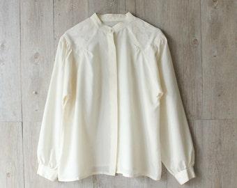 Vintage embroidered blouse,peasant blouse,boho peasant blouse,handmade boho top,hippie blouse,festival blouse