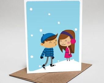 Holidays: Kiss Card