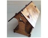 Bird Feeder- Wooden