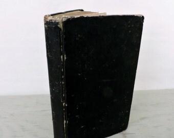 Antique German Religious Book - Communionbuch fur Christen aller Confessionen - 1828 - Communion Book for all Denominations