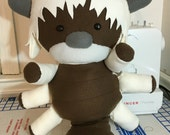 Appa Sky Bison Plushie Legend of Korra ready to ship