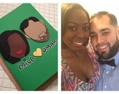 Custom Character Cards-  Personalized cards for the occasion of your choice