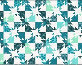Jelly On Point Modern Quilt Pattern Quilts By Quiltitout