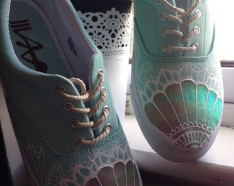 Women's Mermaid Shoes