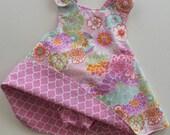 Custom order for Tex... 6 month baby dress.